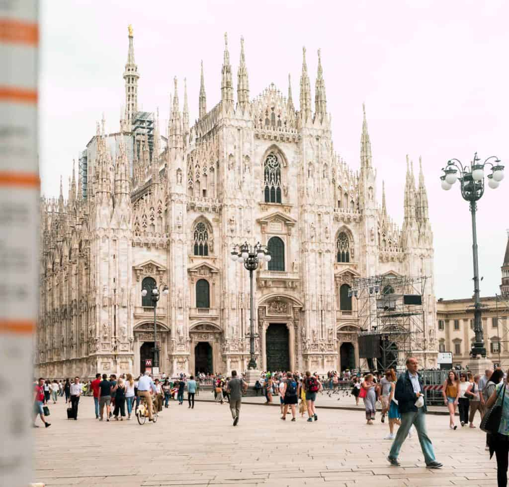 Milan Cathedral Featured