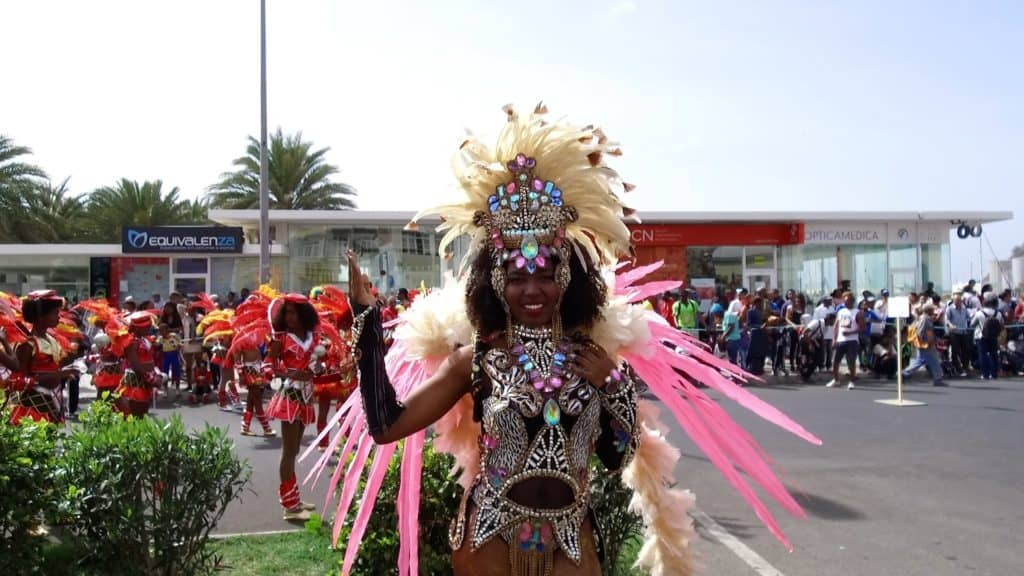 Tropical Carnival Cape Verde