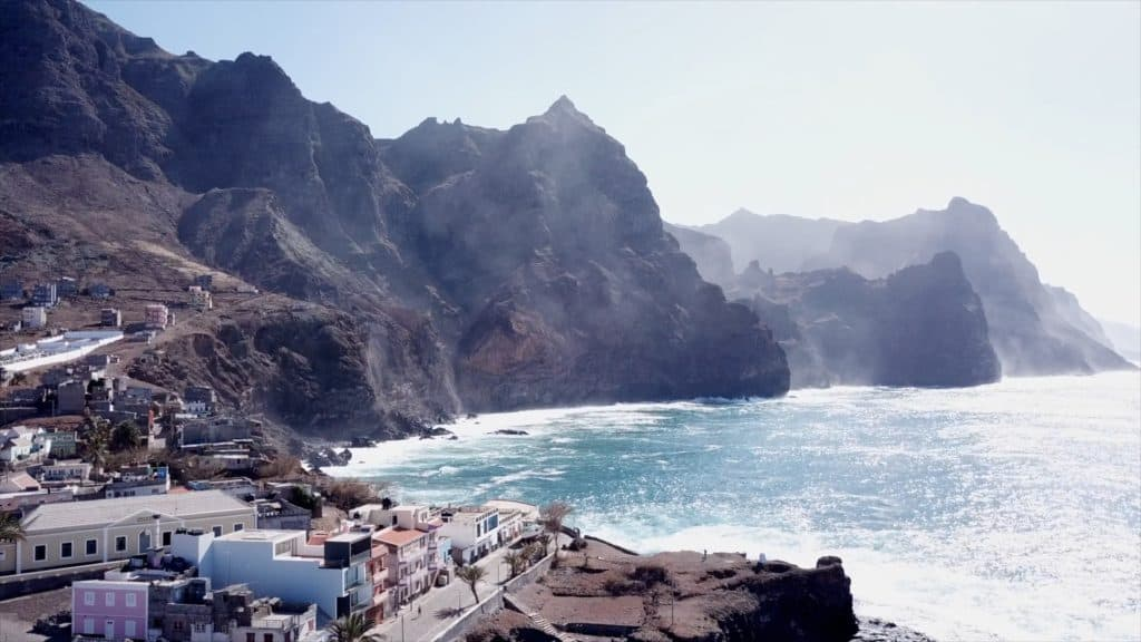 Santo Antao Ponta Do Sol Cape Verde